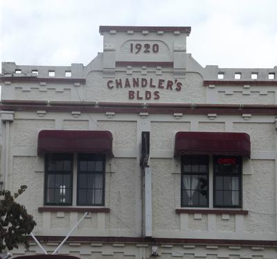 Chandlers Building, Fenton Street
