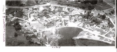 Aerial Photograph of Ohinemutu
