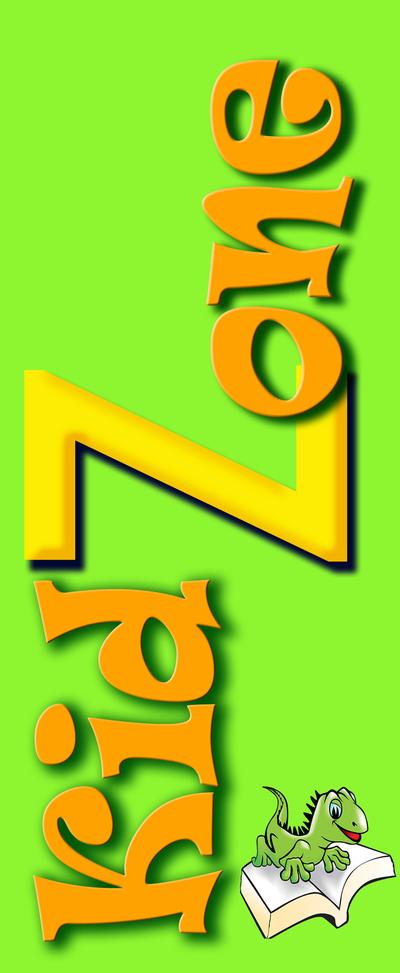 KidZone Signage