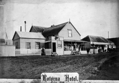 Rotorua Hotel
