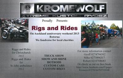 Rigs & Rides