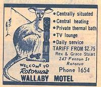 Wallaby Motel