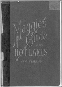 Cover: Maggie's Guide to the Hot Lakes