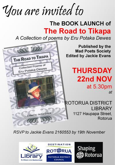 The road to Tikapa by Eru Potaka Dewes