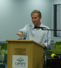 Paul Thomas, NZ Author