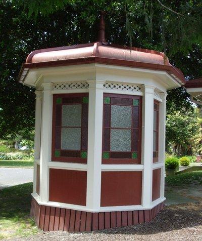 Te Runanga Tea House, Water Closet