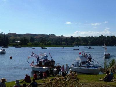 Flotilla of Classic Boats