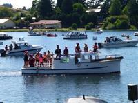 Classic Boat Flotilla
