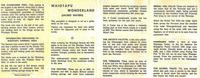 An early pamphlet for Waiotapu Wonderland - a Tour...