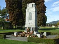 WWI Memorial.