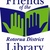 Friends of the Rotorua District Library Logo.