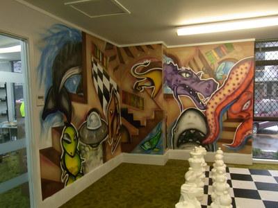 KidZone art 2009