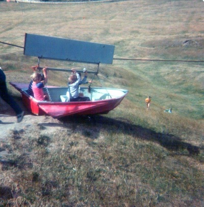 Flying Fox at Kiwi Ranch