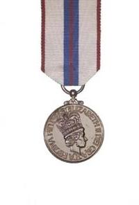 Queen's Silver Jubilee Medal 1977