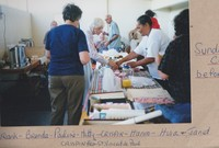 Preparing for the 1998 Book Sale
