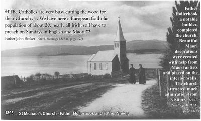 St Michaels Church c 1895