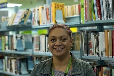 Children's Library Staff Member 2013-