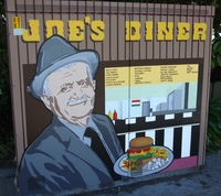 Chorus Cabinet Art on Springfield Road