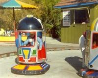 Kuirau Park Dalek 1988