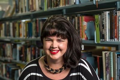 Kylie Foster, Children's Librarian