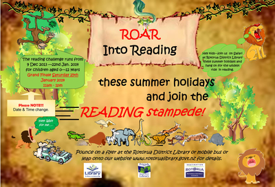 ROAR into Reading Programme