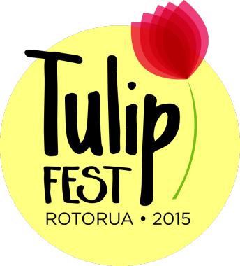 Tulip Fest 2015 Logo