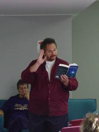 James George, Reads 2004.