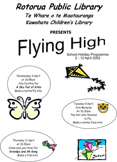 Flying High Children's Holiday Programme