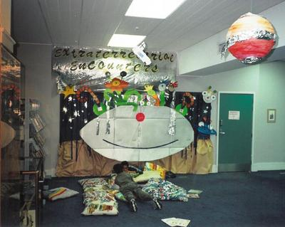 UFOs at the Library