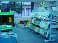Picture Book Area, 2003-2009.