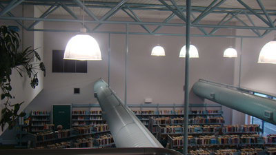 Fiction Area, 2003