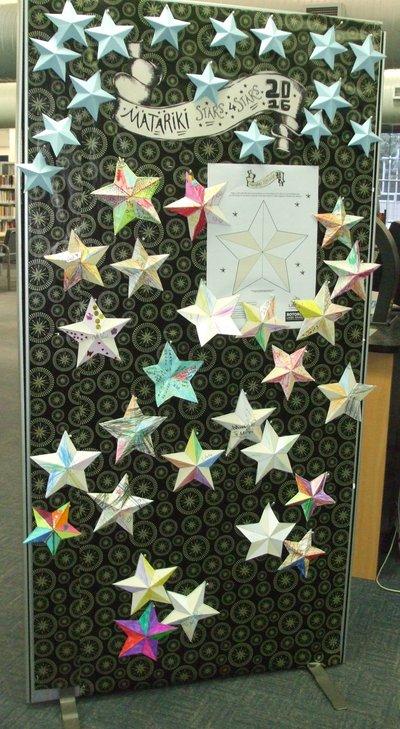Matariki Stars