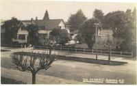 Denbies Private Hotel, Postcard.