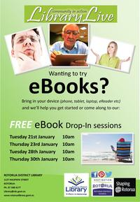 @ The Library - E book sessions..