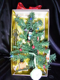 Advent Box by Bev Emmerson.