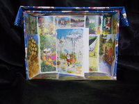 Advent Box by Mary Ellen Wilson