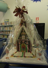 Gingerbread House 3.
