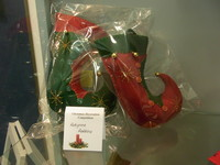 Christmas Stockings by Robynne Robbins.